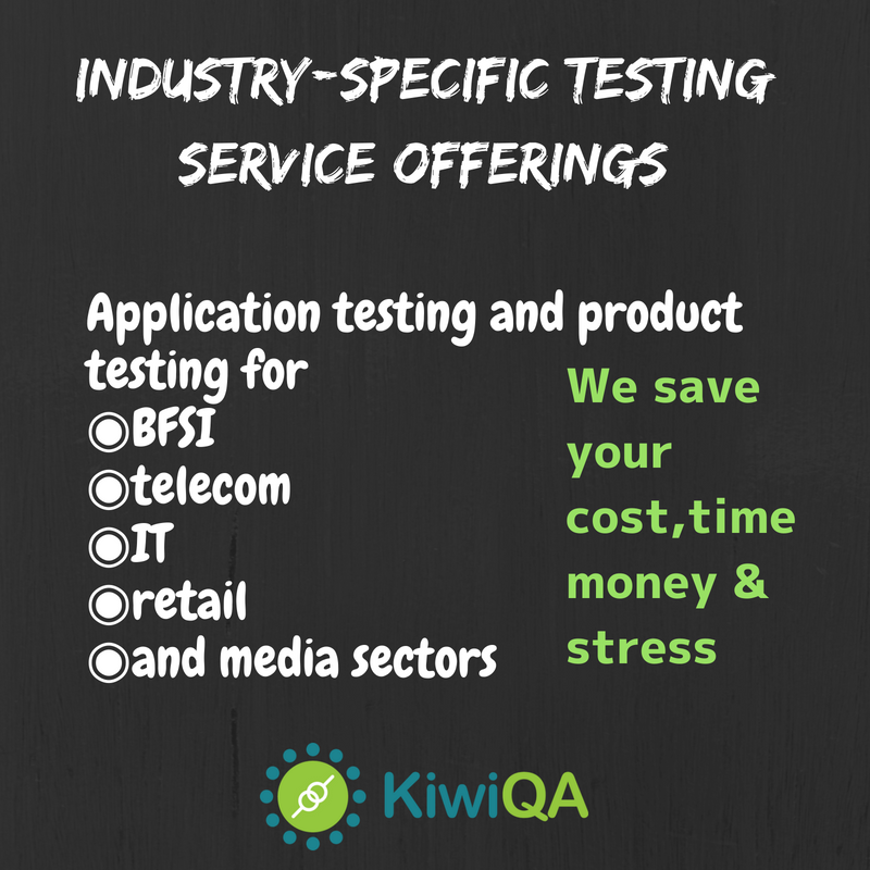 Industry Testing