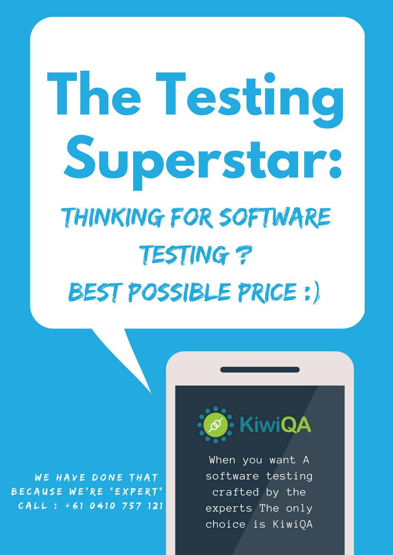 testing super star