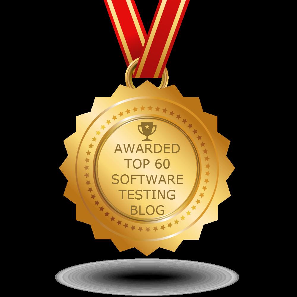 top 60 software testing blog